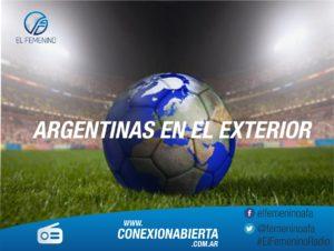 ARGENTINAS EN EL EXTERIOR