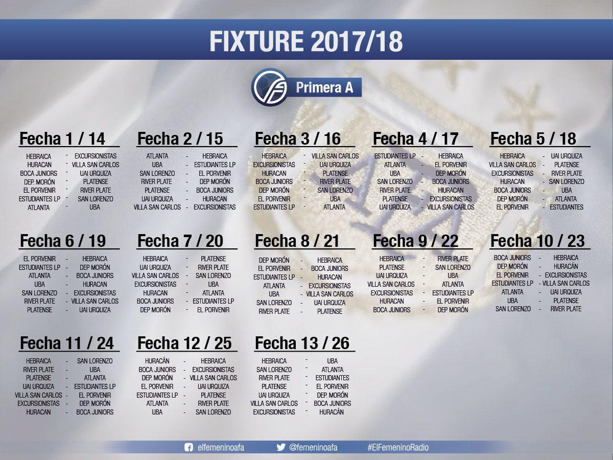 fixture 2017-18 primera A-01