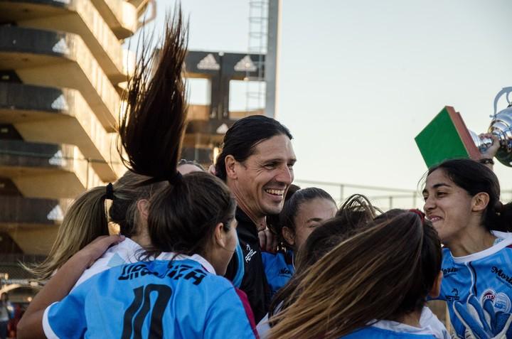 Germán Portanova es el nuevo entrenador de la Selección Femenina Argentina