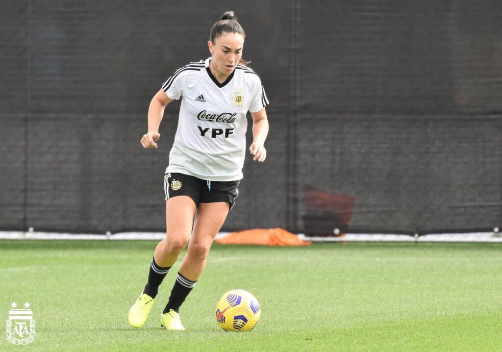 Agustina Barroso - Defensora - Selección Argentina Femenina