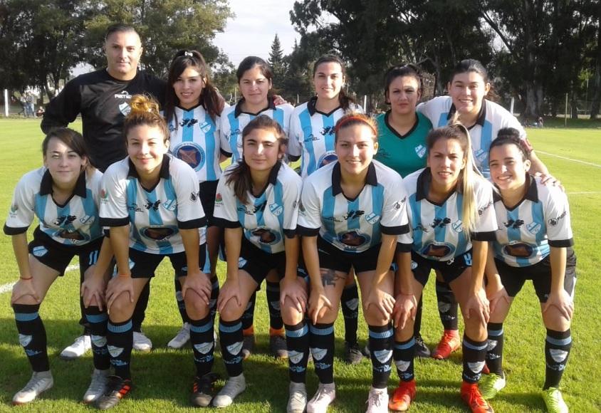 Argentino de Quilmes - Plantel de Fútbol Femenino.