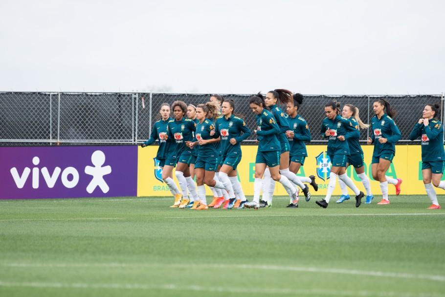 Selección Brasileña de Fútbol Femenino