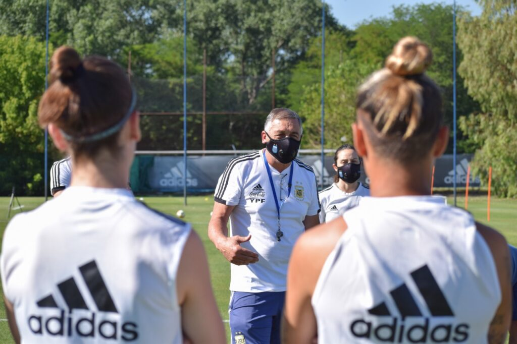 Carlos Borrello - Entrenador Selección Argentina Femenina