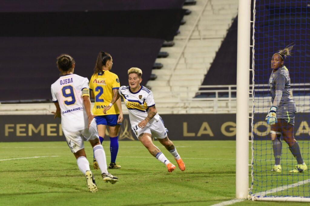 Copa Libertadores Femenina 2020: Boca Juniors 1 - Avaí Kindermann 0.