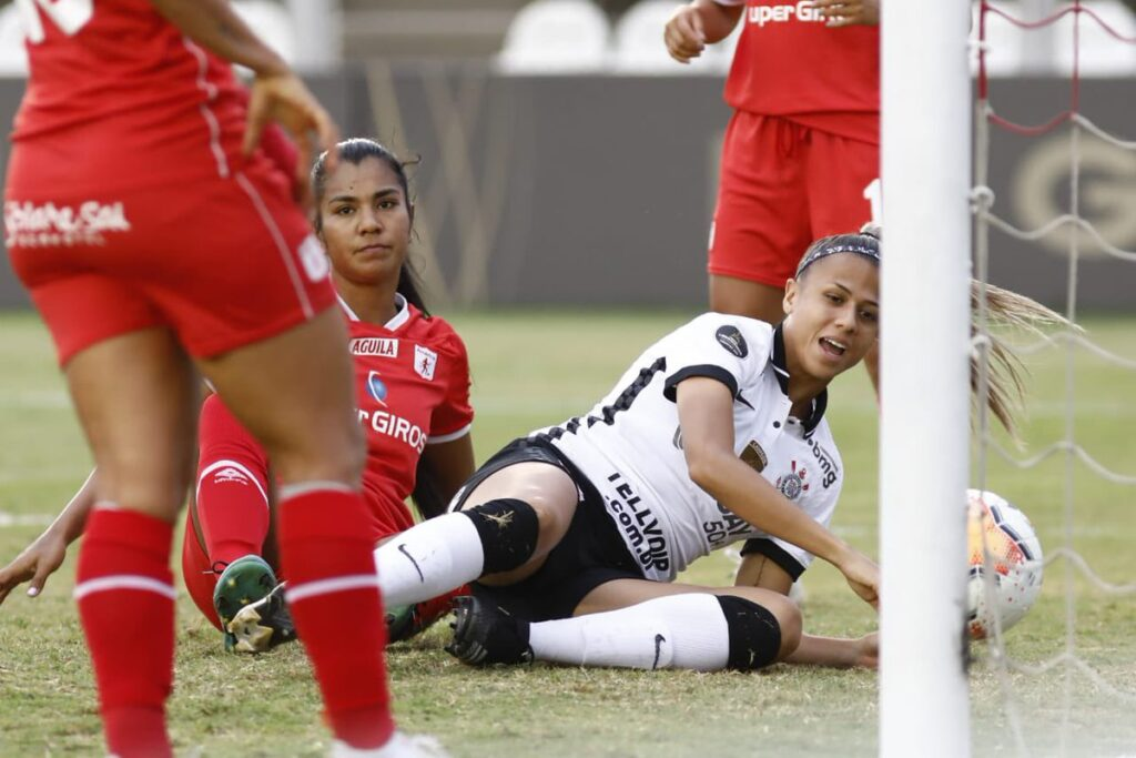 Copa Libertadores Femenina 2020: Corinthians vs América de Cali, por un lugar en la final.