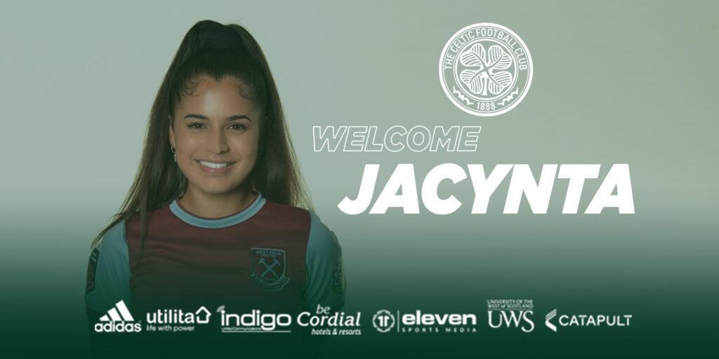 Jacynta Galabardaarchchi es el nuevo refuerzo del Celtic escoces.
