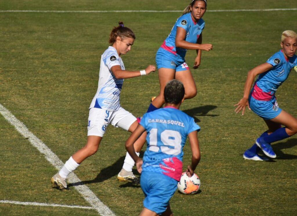 Copa Libertadores Femenina 2020: Julieta Lema- Sol de América
