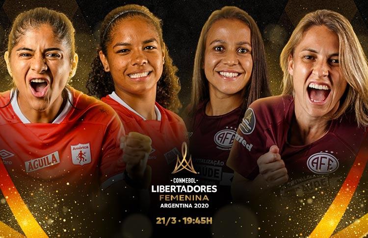 Libertadores Femenina 2020: Ferroviária y América de Cali definen el título sudamericano.