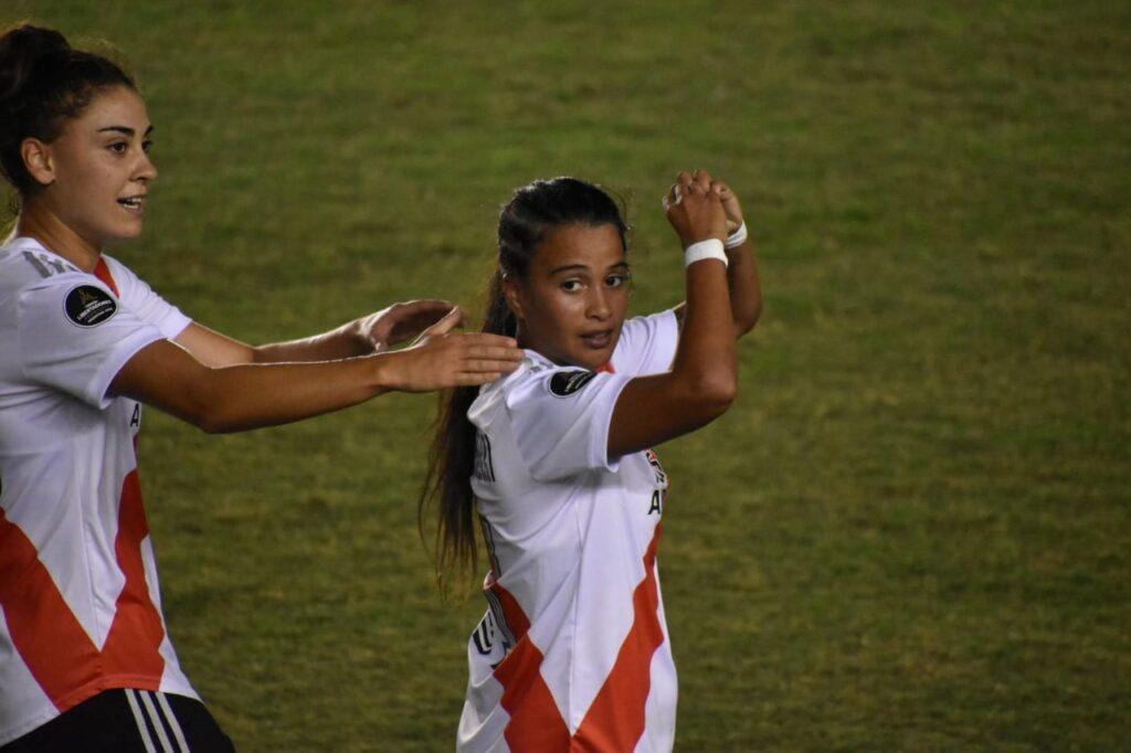 Copa Libertadores Femenina 2020: River 1 - Independiente de Santa FE 0