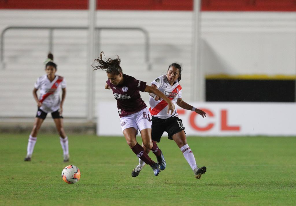 Copa Libertadores Femenina 2020: River 0 - Ferroviaria 1.
