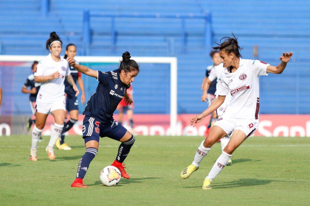 Libertadores Femenina 2020: U. de Chile versus Ferroviária, por un lugar en la final.