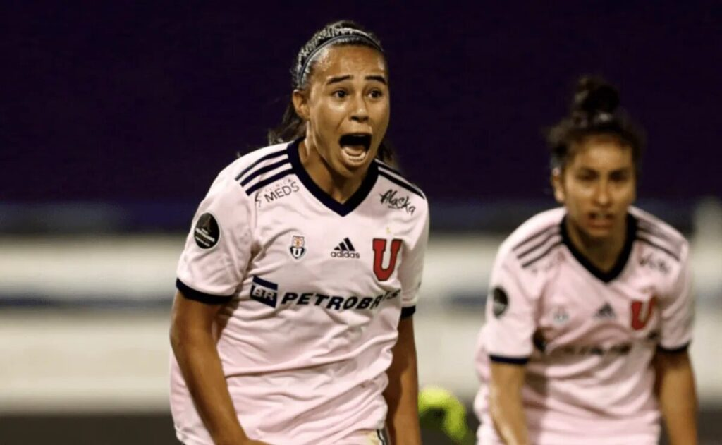 Copa Libertadores Femenina 2020: Yael Oviedo