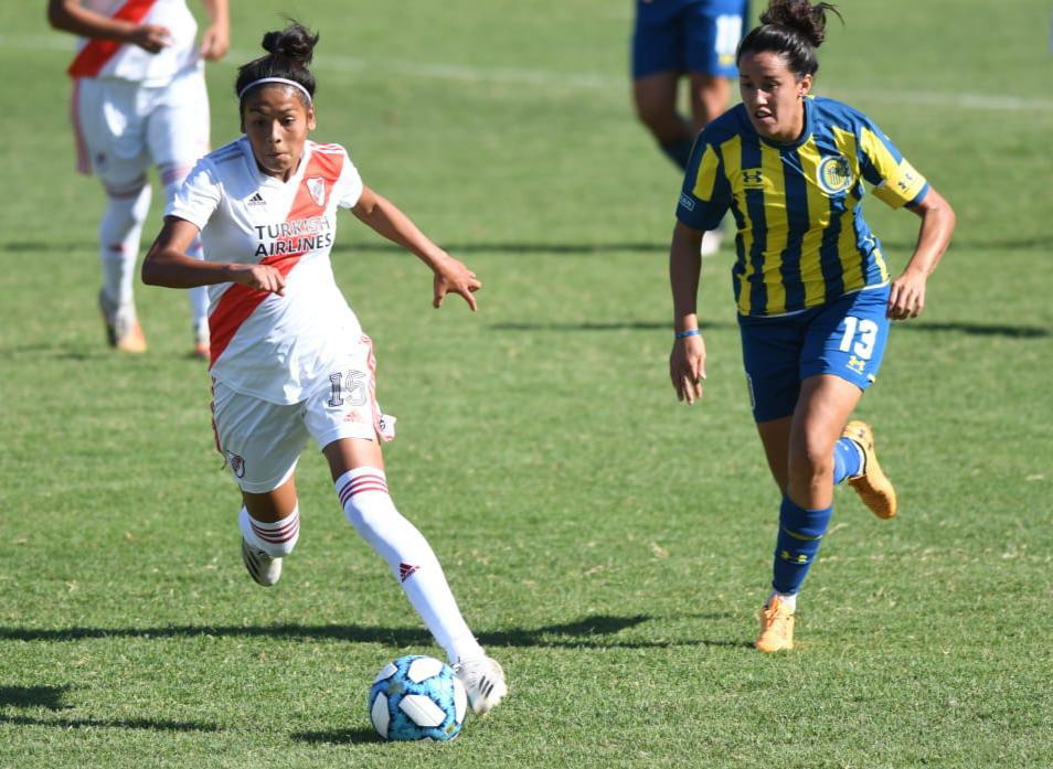 Torneo Apertura Femenino 2021 - Fecha 5 - Zona B