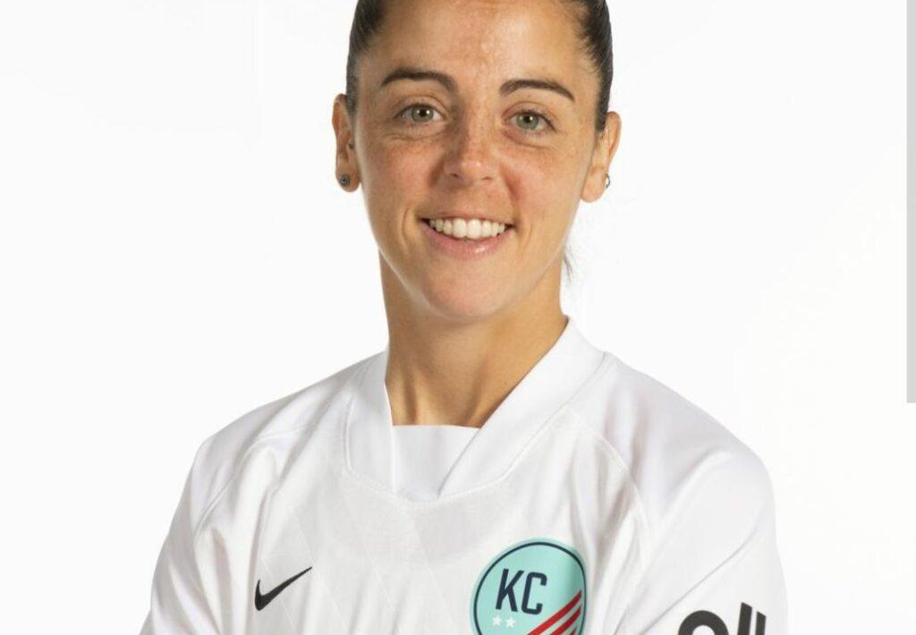 Mariana Larroquette hizo su debut en la NWSL con el Kansas City.