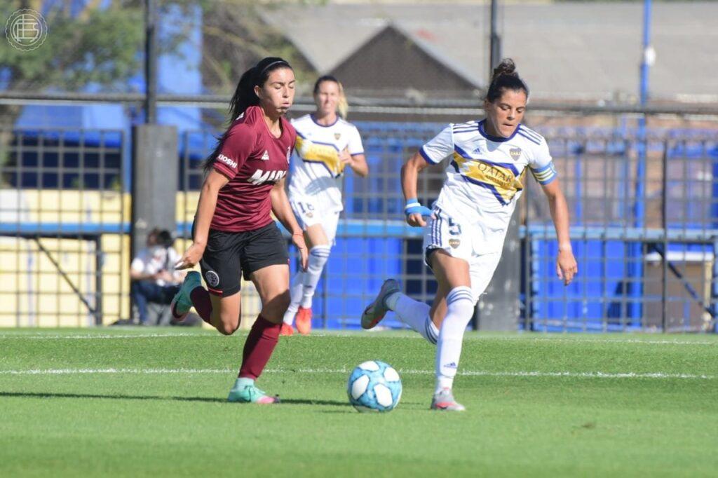 Torneo Apertura Femenino 2021: Boca Juniors goleó a Lanús por 6-0 y se prendió a la punta de la Zona A