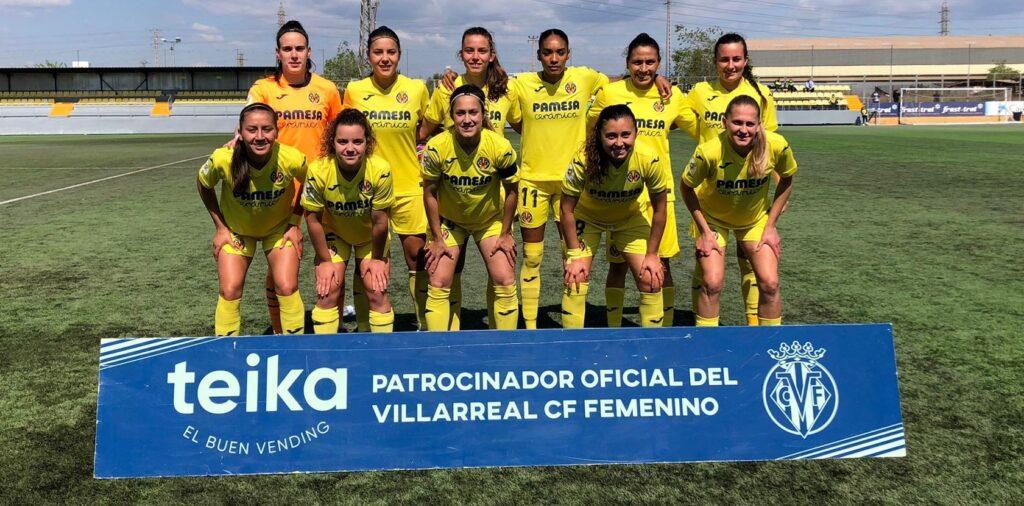 Con el 4-0 sobre el Cáceres, el Villarreal ascendió a la máxima categoría del fútbol femenino español.