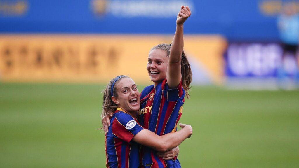 Champions League Femenina: El Barcelona y el Chelsea jugarán la final para levantar por primera vez en sus historias el trofeo europeo