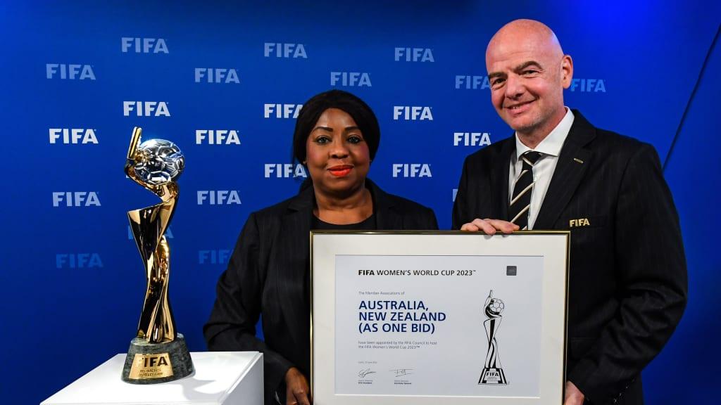 La FIFA estableció las fechas para el Mundial Femenino de Australia - Nueva Zelanda 2023.
