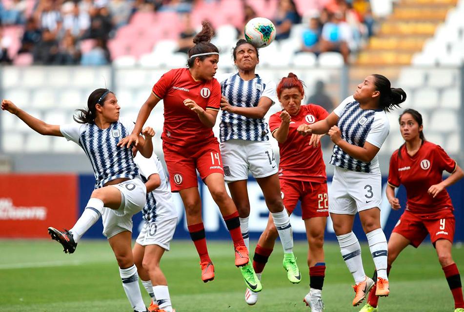 La Liga Femenina 2021 del fútbol peruano comenzará el sábado 29 de mayo.