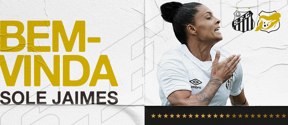 Sole Jaimes acordó su regreso al Santos de Brasil.
