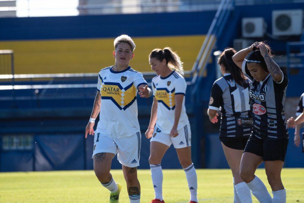 Torneo Apertura Femenino 2021 - Zona A - Boca goleó a El Porvenir por 3-0 y es puntero de su grupo