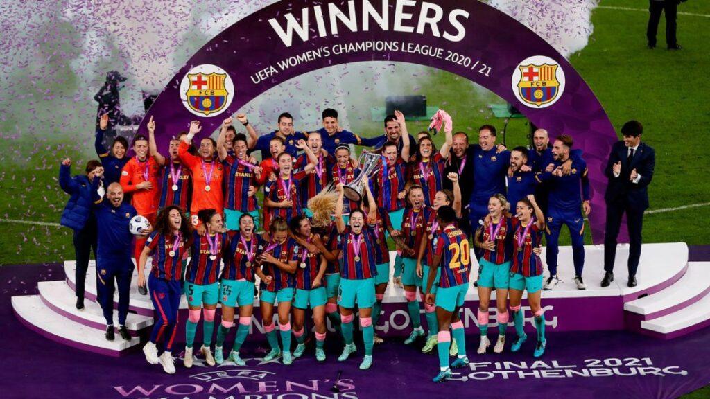 La Champions Femenina será transmitida por DAZN de forma gratuita y por YouTube.