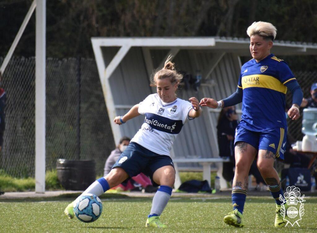 En la 8º fecha del Torneo Apertura Femenino, Gimnasia jugará contra Racing.