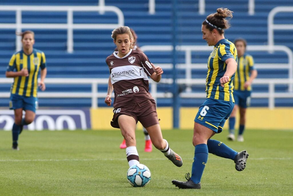 Torneo Apertura 2021 Femenino Rosario Central 1 - Platense 1