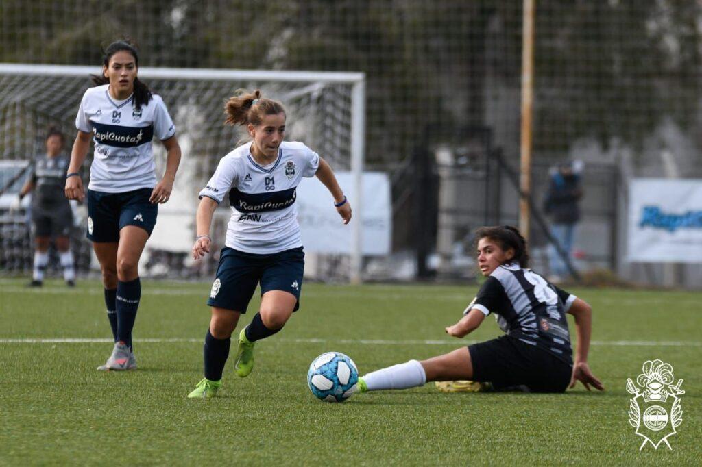 Torneo Apertura Femenino 2021 - Gimnasia 4 El porvenir 4