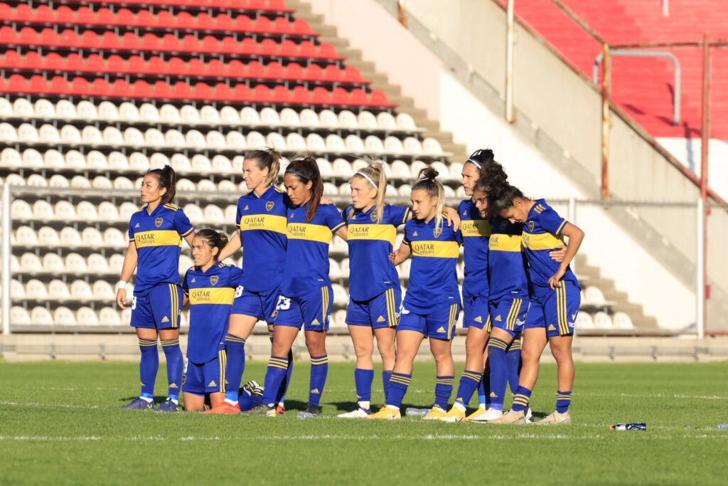 Boca Juniors - Torneo Apertura Femenino 2021