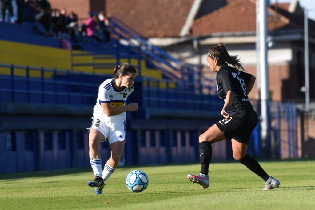 Boca y San Lorenzo jugarán la final del fútbol femenino