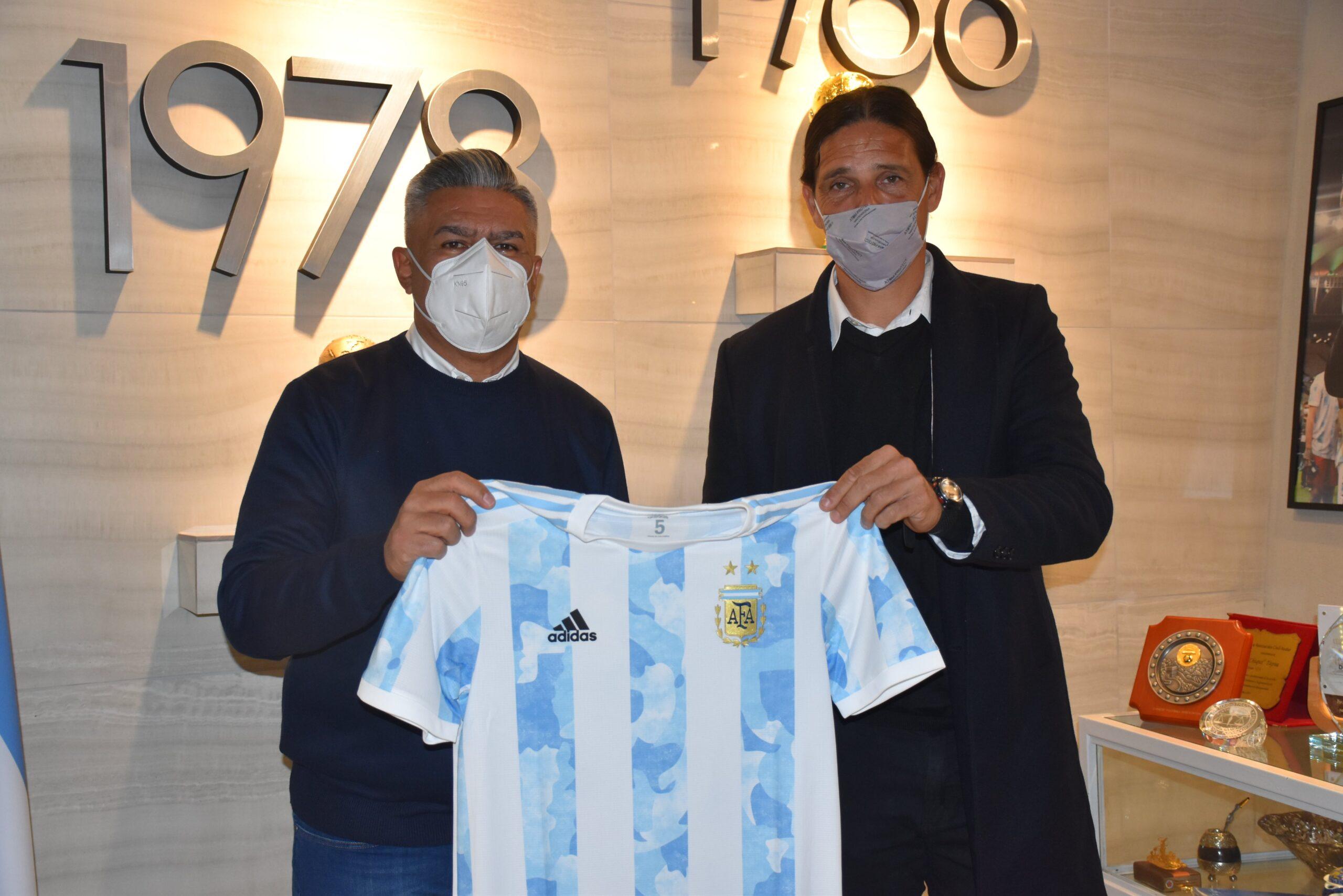 Germán Portanova es el nuevo entrenador de la Selección Argentina