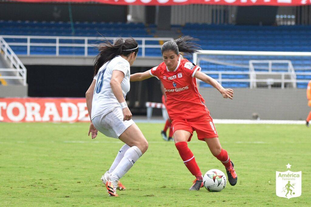 Arrancó el torneo de fútbol femenino Colombia