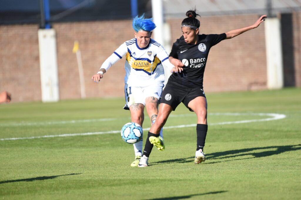 San Lorenzo Boca Juniors Final Torneo Apertura Femenino 2021