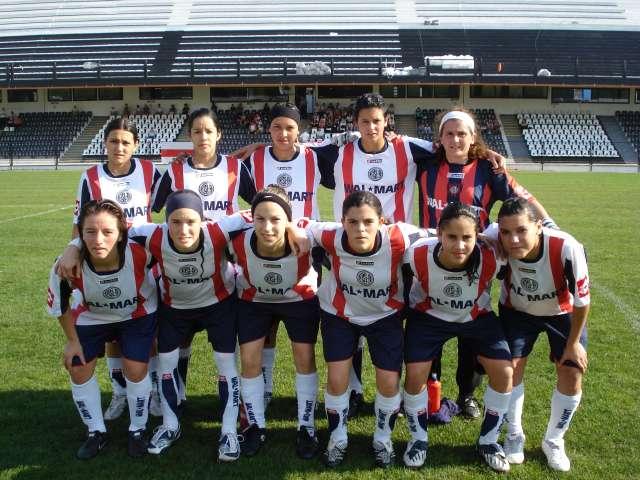 San Lorenzo Copa Libertadores Femenina 2009
