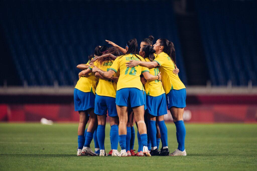 Juegos Olímpicos - Fútbol Femenino - Brasil 1 Zambia 0