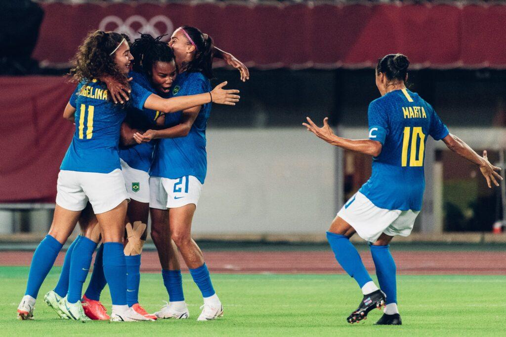 Juegos Olímpicos: Brasil 3 - Países Bajos 3