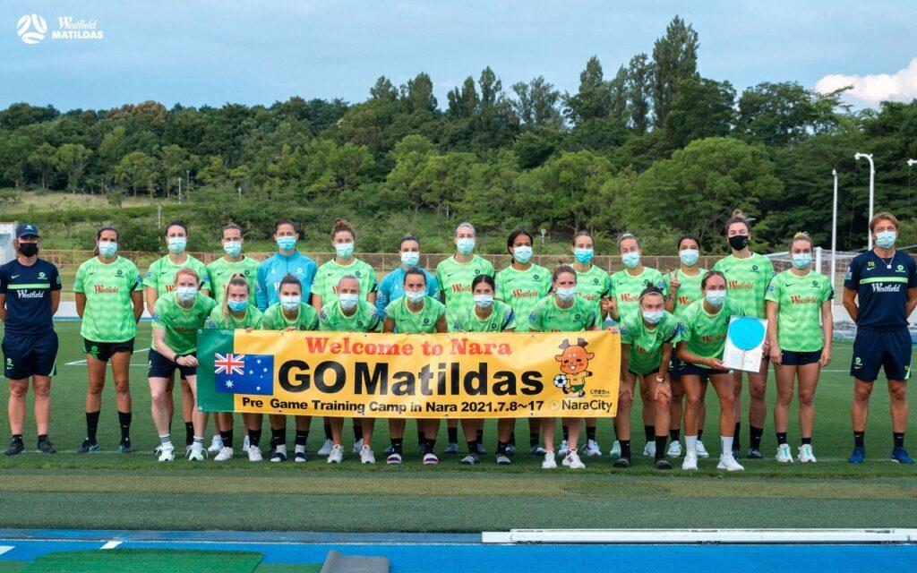 Tokio 2020 Fútbol Femenino - Australia