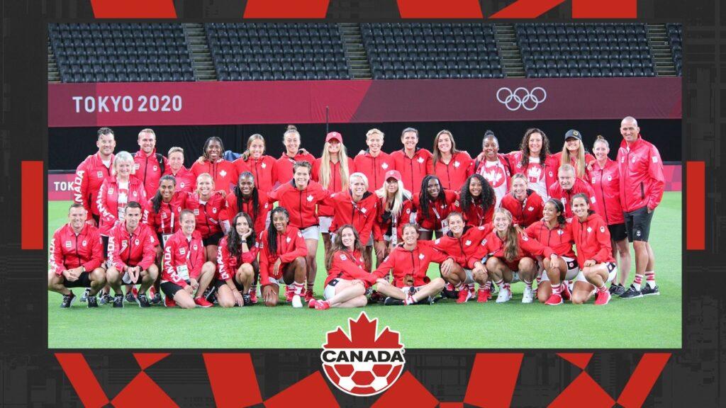 Tokio 2020 Fútbol Femenino - Canadá