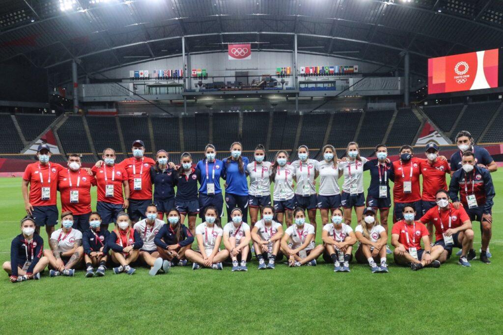 Tokio 2020 Fútbol Femenino - Chile