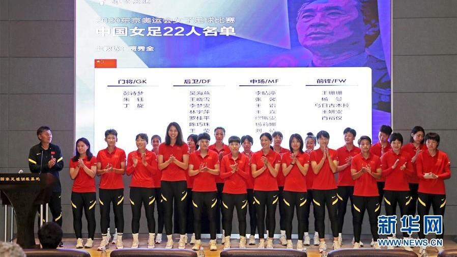 Tokio 2020 Fútbol Femenino - China