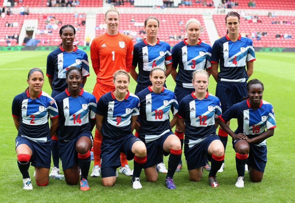 Tokio 2020 Fútbol Femenino - Reino Unido