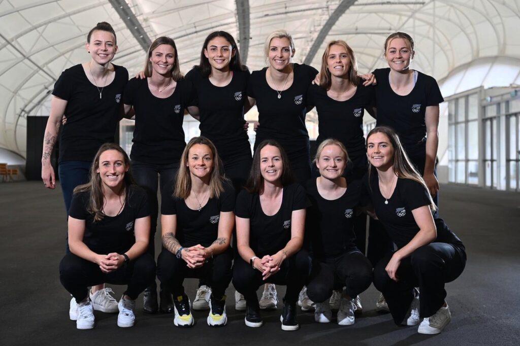 Tokio 2020 Fútbol Femenino - Nueva Zelanda