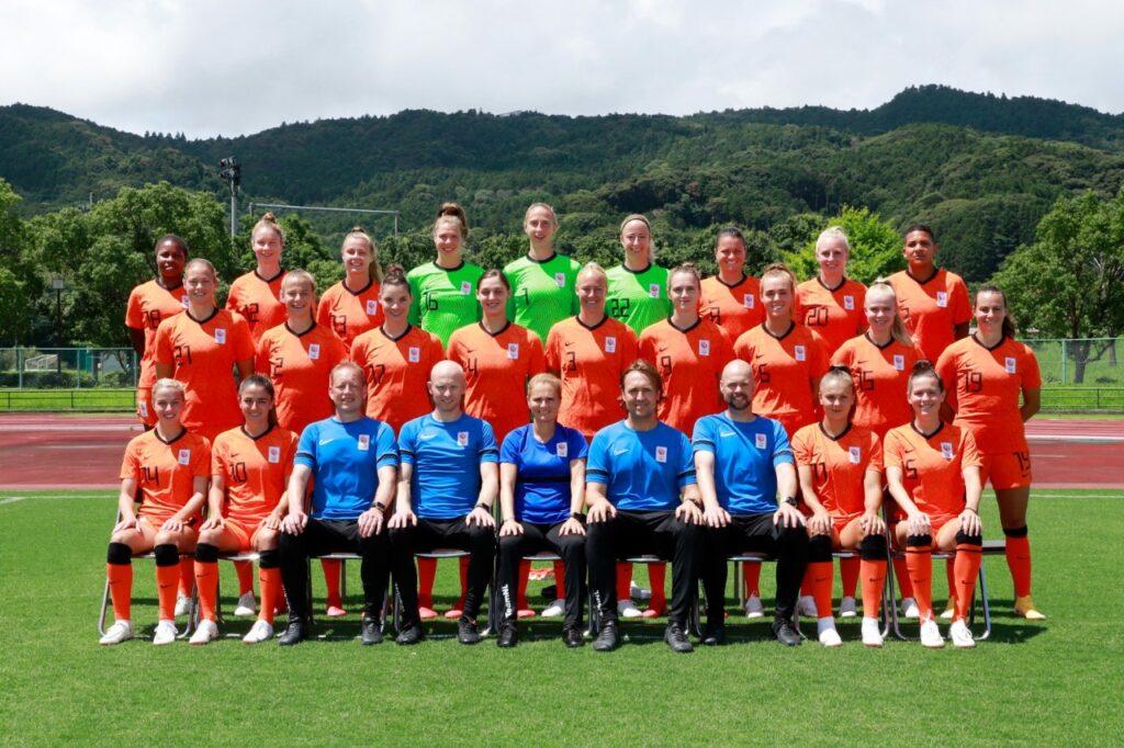 Tokio 2020 Fútbol Femenino - Países Bajos