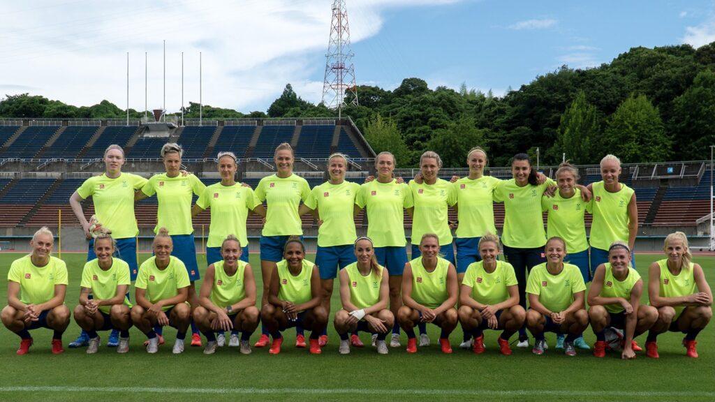 Tokio 2020 Fútbol Femenino - Suecia