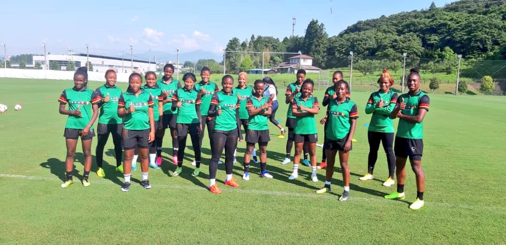 Tokio 2020 Fútbol Femenino - Zambia