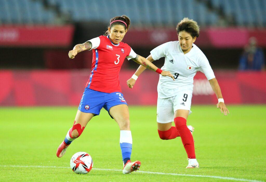 Tokio 2020 - Fútbol Femenino - Japón 1 Chile 0