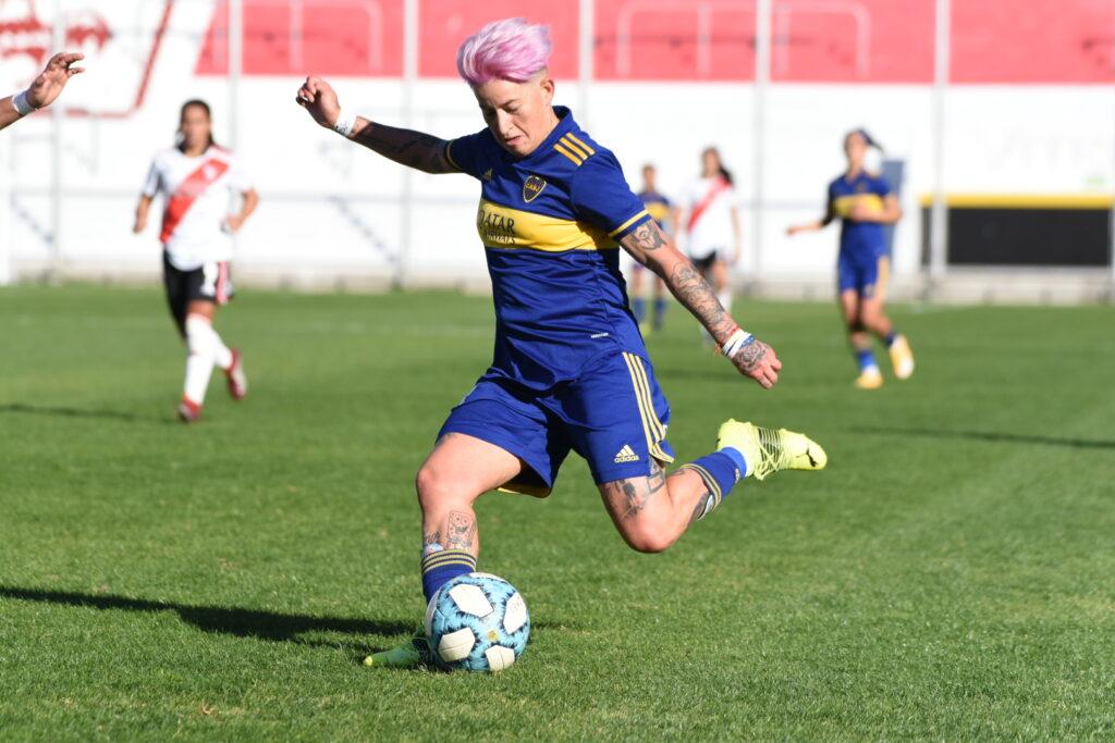 Yamila Rodríguez - Boca Juniors Femenino