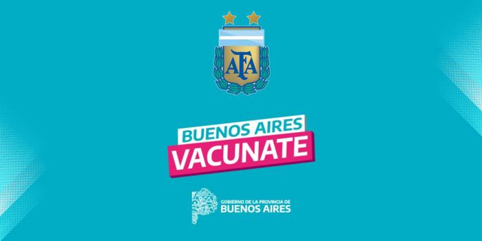 Plan de vacunación AFA para el fútbol femenino