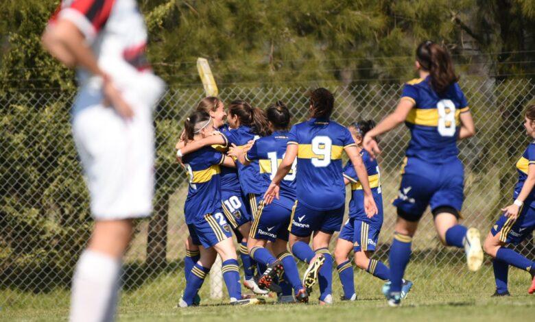 Torneo Reserva Femenino 2021